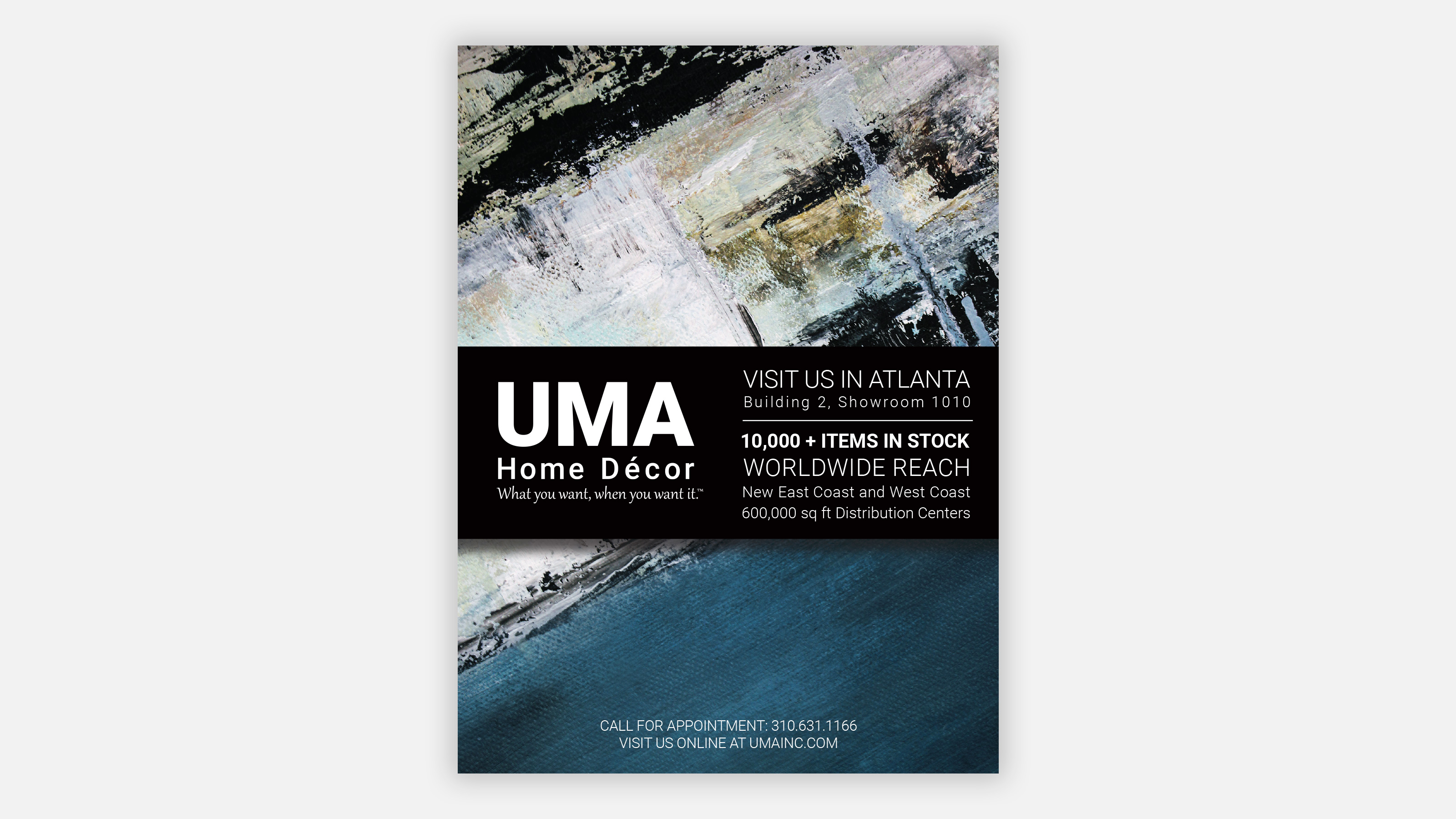 UMA Home Decor Poster