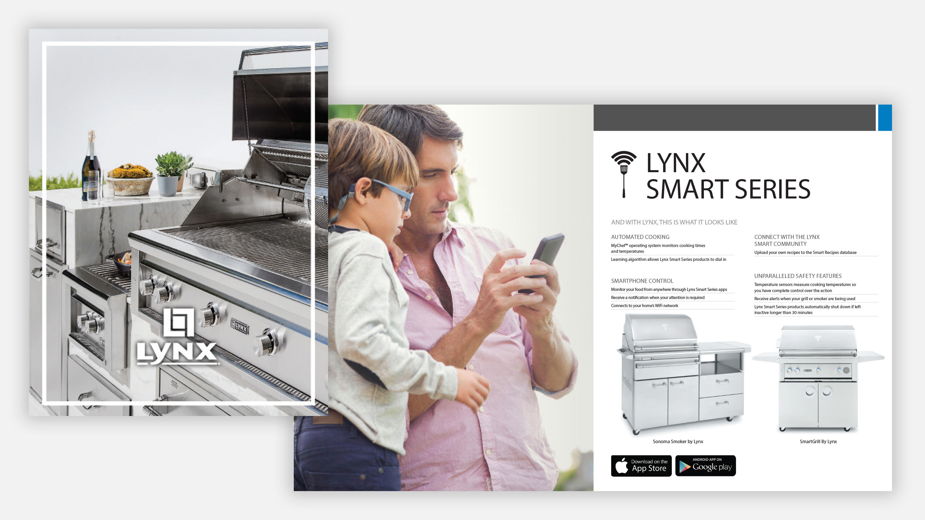 lynx smart series marketing brochure