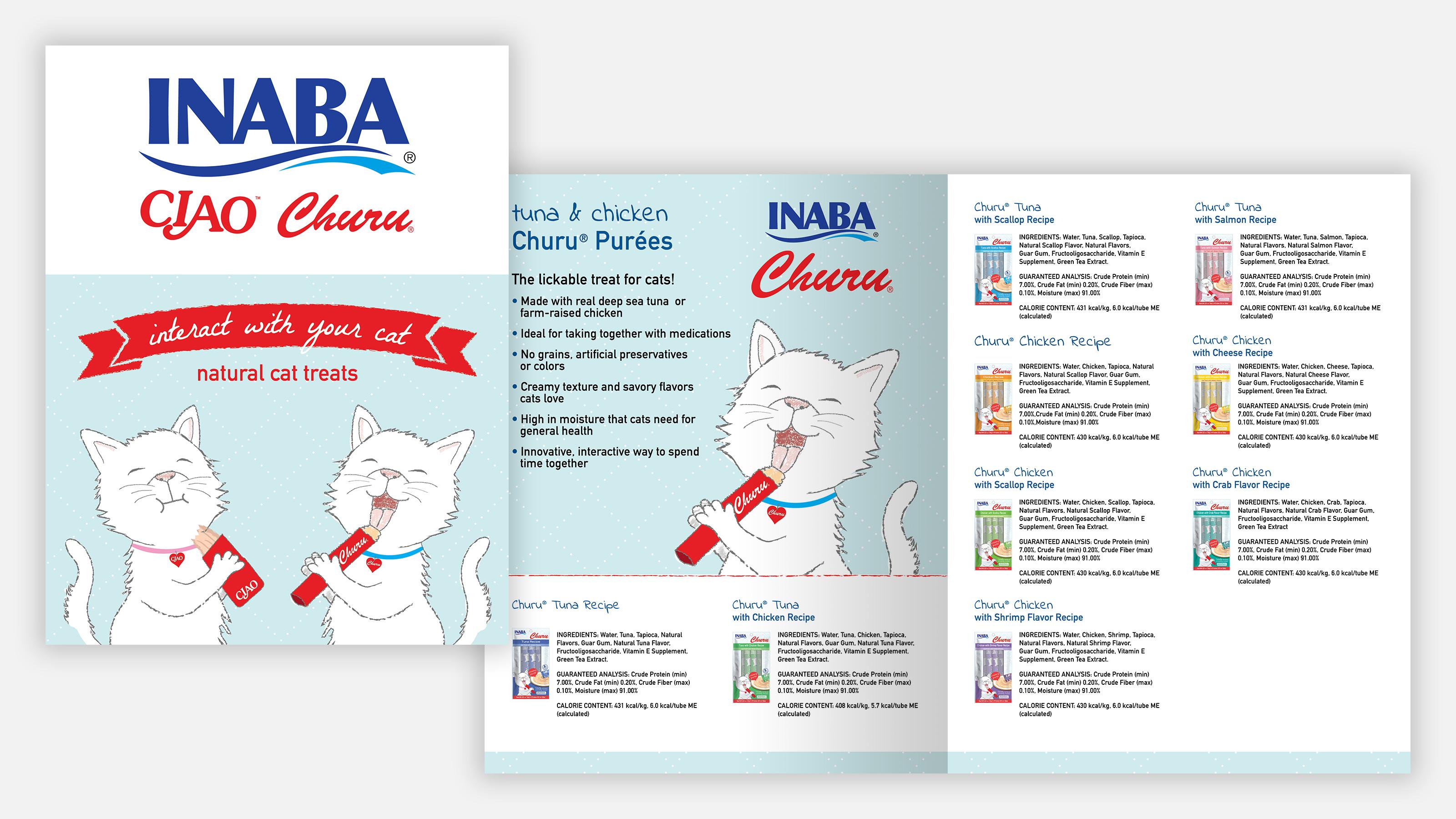 Inaba Sales Brochure