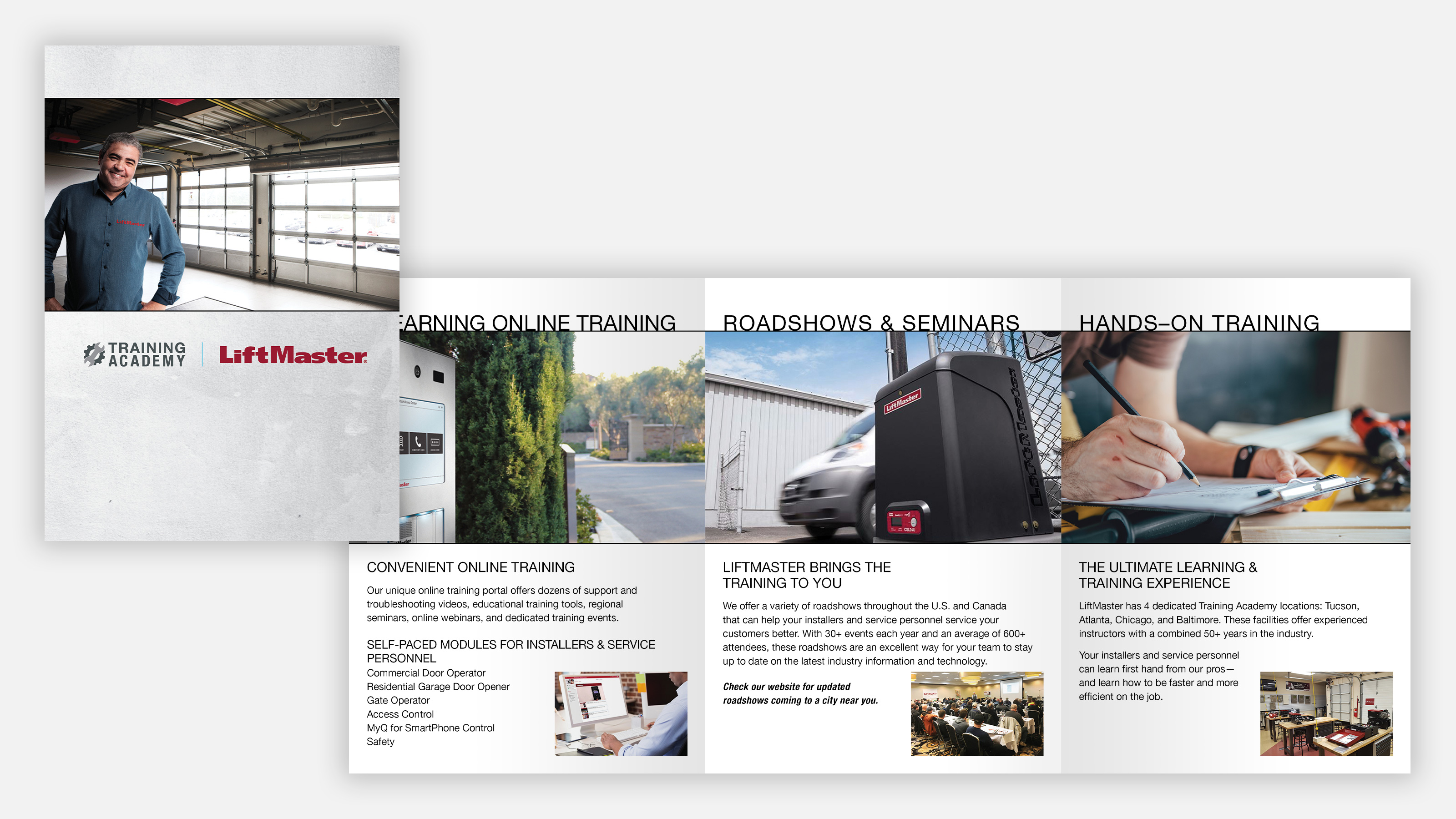 LiftMaster Training Brochure