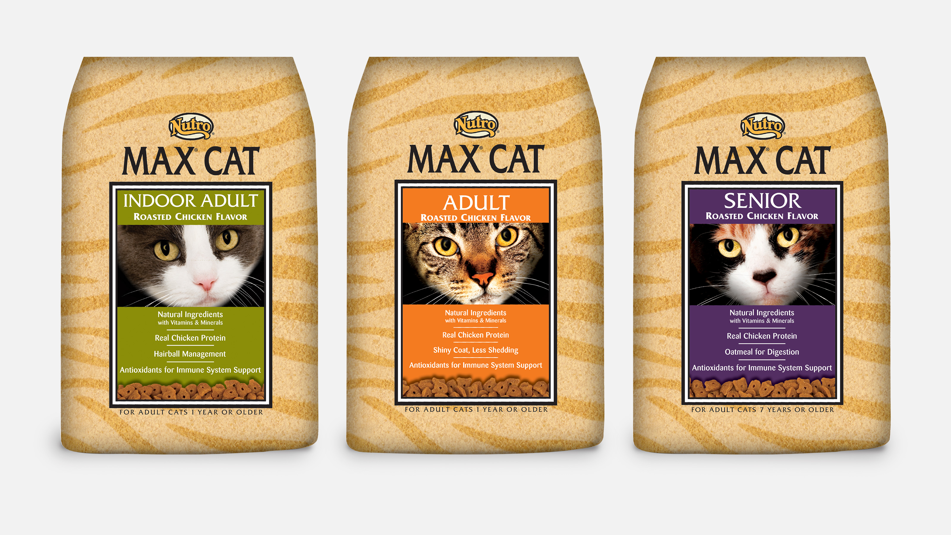 Nutro Max Cat Packaging