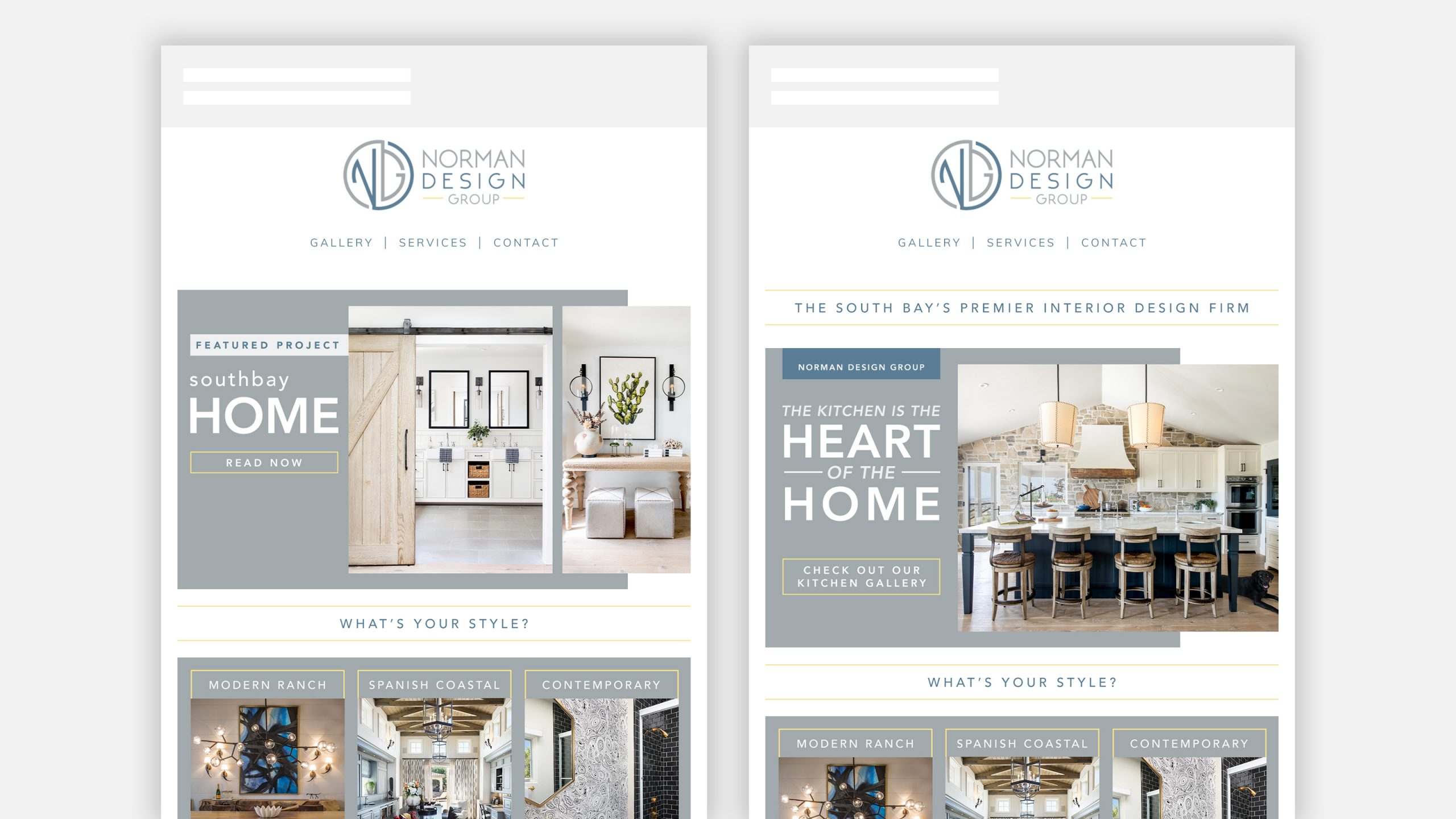 Norman Design Email