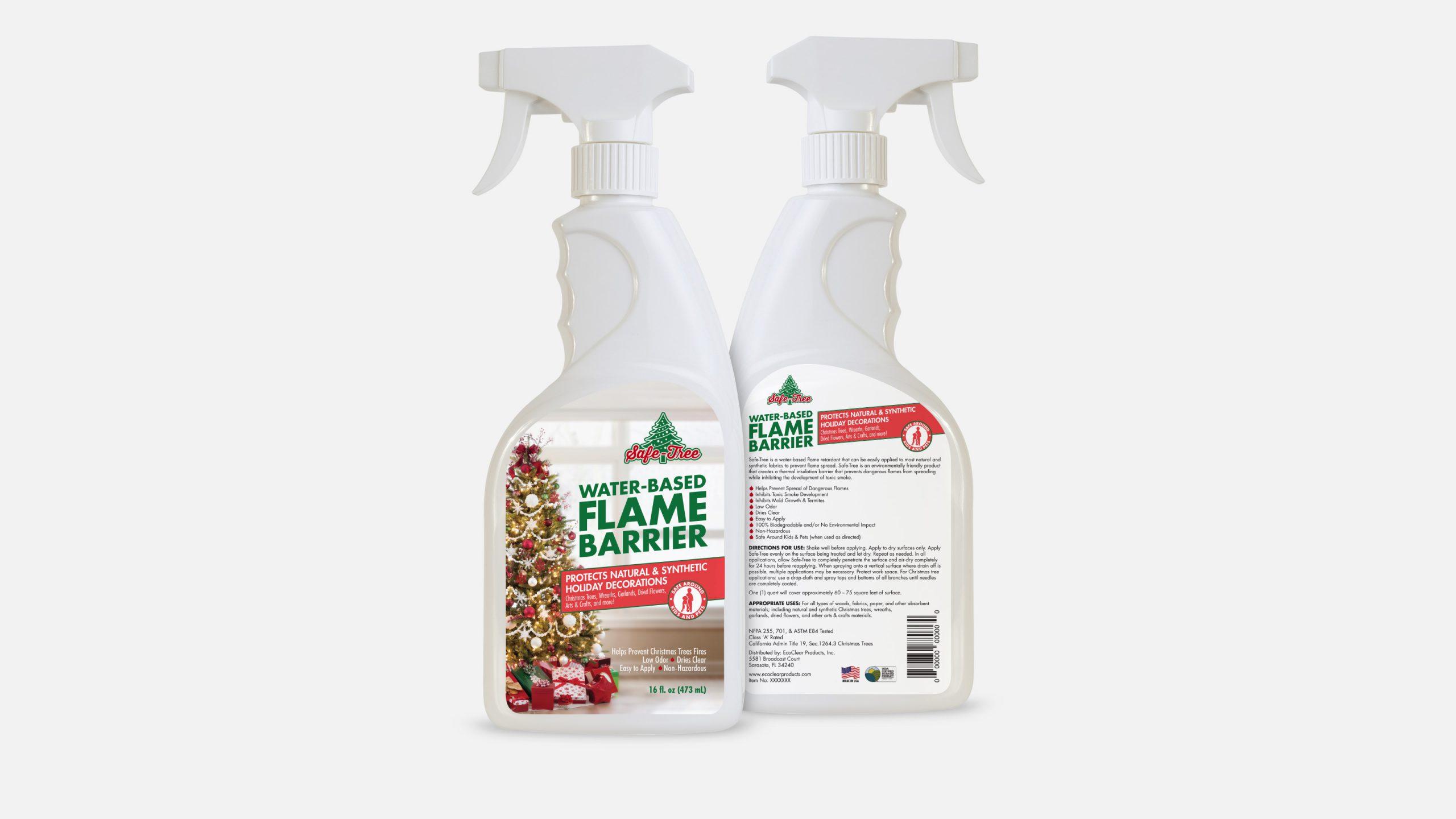 safe tree spray bottle